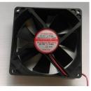 вентилятор 92x92x25 12v 0,30а