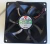 вентилятор 92x92x25 12v 0,8а