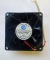 вентилятор 80x80x38 мм 24в 0,28а